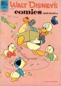 Walt Disney's Comics and Stories #262, Good (Stock photo)