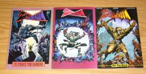 Zone Continuum #1-2 FN complete series + vol. 2 #1 - bruce zick - caliber