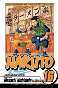 Naruto #16 VF/NM; Viz | save on shipping - details inside
