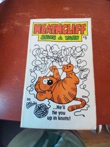 Heathcliff Spins a Yarn #1 (1980)