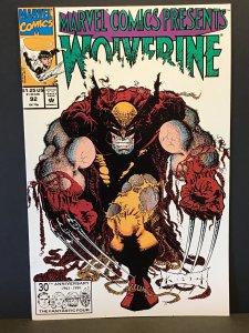 Marvel Comics Presents #92 (1991)