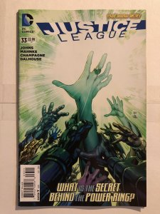 Justice League #33 (2014) - New 52
