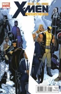 X-Men: Regenesis #1 VF; Marvel | save on shipping - details inside