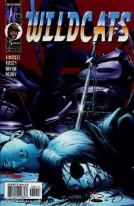 Wildcats (1999 series) #5, NM- (Stock photo)