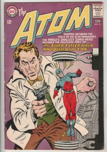 Atom, The #15 (Nov-64) VF High-Grade The Atom