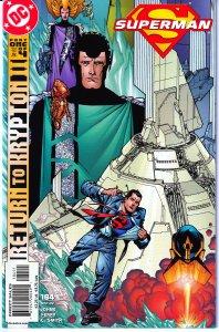 Superman – Return to Krypton Parts 1 – 4