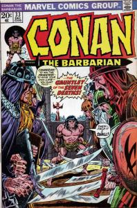 Conan the Barbarian #33 VF/NM; Marvel | save on shipping - details inside