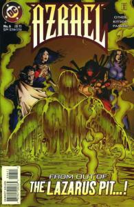 Azrael #6 VF/NM; DC   save on shipping - details inside