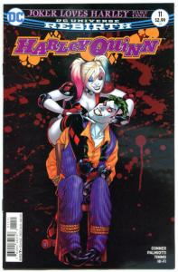 HARLEY QUINN #11, VF/NM, Rebirth, Amanda Conner, Palmiotti, 2016,more in store