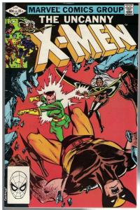 X MEN 158 VG-F June 1982