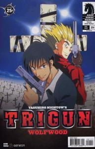 Trigun Anime Manga: Wolfwood #1 VF/NM; Dark Horse | save on shipping - details i