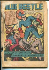 Blue Beetle #41 1946-Fox-coverless reading copy-P