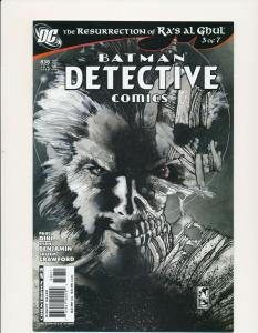 DC BATMAN DETECTIVE COMICS #838 Resurrection of Ra's al Ghul  VF/NM (PF783)