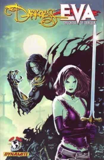Darkness Vs Eva The Daughter Of Dracula TPB 1 VF NM
