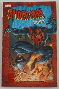 Spider-Man 2099 TPB #1 - marvel comics peter david rick leonardi 1-10 1st print