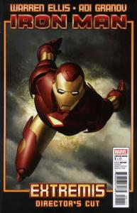 Iron Man (4th Series) #1A VF; Marvel | save on shipping - details inside