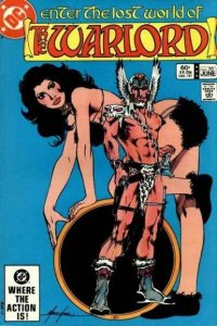 Warlord (1976 series) #70, VF (Stock photo)