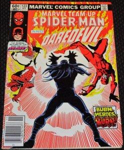 Marvel Team-Up #123 (1982)