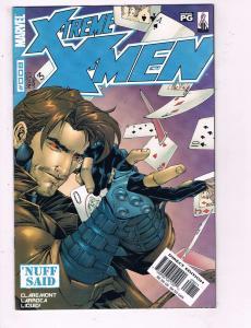 Xtreme X-Men #8 VF Marvel Comic Book Gambit 2001 DE9