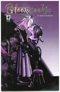 GLOOM COOKIE #1, NM-, 1st print, 1999, Valentino, Naifeh, more indies in store