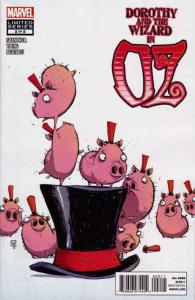 Dorothy And The Wizard In Oz #2 VF/NM; Marvel | save on shipping - details insid