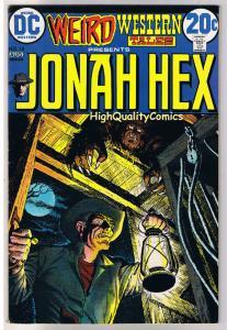 WEIRD WESTERN #18, VF, Jonah Hex, Tony DeZuniga, 1972, more JH  in store