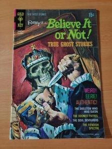 Ripley's Believe It or Not #23 ~ VERY FINE - NEAR MINT NM ~ 1970 Gold Key Comics
