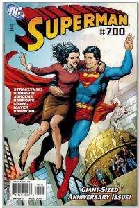 SUPERMAN (1987) 700 Aug. 2010