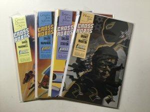 Cross Roads 1-5 1 3 4 5 Missing Issue 2 Lot Run Set Near Mint First Publishing