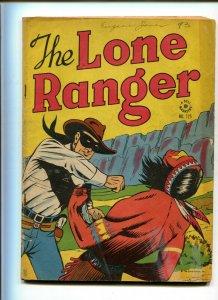 Dell Four Color 125 VG The lone Ranger