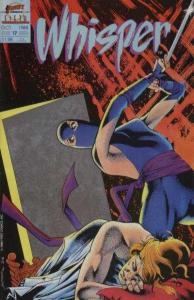 Whisper (1986 series) #17, VF+ (Stock photo)