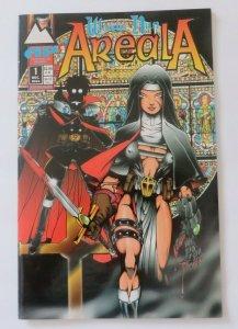 Warrior Nun Areala #1 VF 1st Print 1st Series Antarctic Press 1994 Net Flix Show