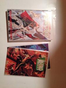 Astro City 1-9 Plus Extras Near Mint Lot Set Run Mixed Lot