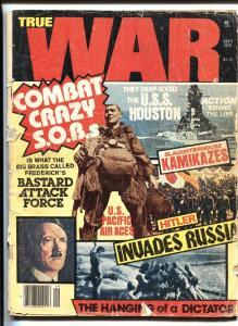 True War 9/1979-Kamikaze-War Photos-Hitler-USS Houston-WWII