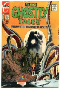 GHOSTLY TALES #106, VF, Steve Ditko, Horror, 1966 1973, more Charlton in store