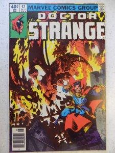 DOCTOR STRANGE # 42