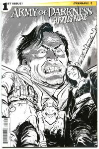 ARMY OF DARKNESS FURIOUS ROAD #1 Variant, NM-, 2016, Horror, more AOD in store