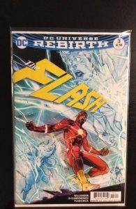 The Flash #3 (2016)