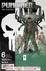 PUNISHER: PLATOON (2017 Series) #6 Near Mint Comics Book