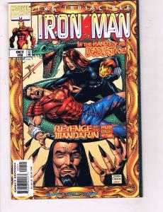The Invincible Iron Man # 9 VF/NM Marvel Comic Books Avengers Thor Hawkeye! SW14