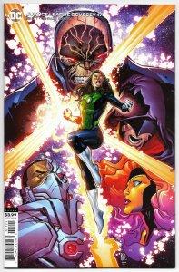 Justice League Odyssey #17 Lashley Variant (DC, 2020) NM