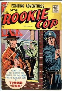 In this issue: Crime series. Final issue!