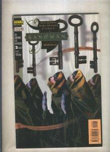 Coleccion Vertigo numero 006: Sandman: Las Benevolas numero 2