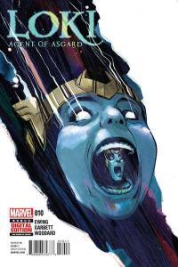 Loki: Agent of Asgard #10, VF+ (Stock photo)