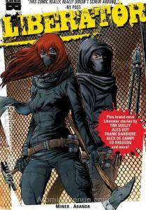 Liberator (Black Mask) TPB #1 VF/NM; Black Mask | save on shipping - details ins