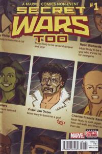 Secret Wars Too #1, NM (Stock photo)