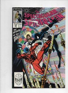 Peter Parker SPECTACULAR SPIDER-MAN #137 VF/NM Tarantula 1976 1988 more in store