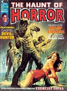 Haunt of Horror #3 (ungraded) stock photo / ID#001D