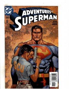 Adventures of Superman #629 (2004) OF25
