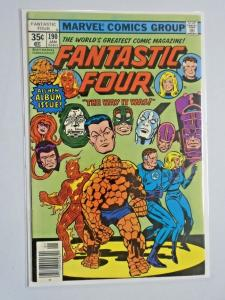 Fantastic Four #190 - Newsstand -  1st First Series - see pics - 7.0 - 1978